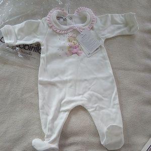 Baby Graziella Designer Onesie